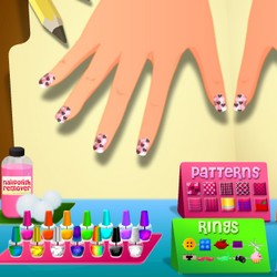 Nail design games trend prinsesfo Choice Image